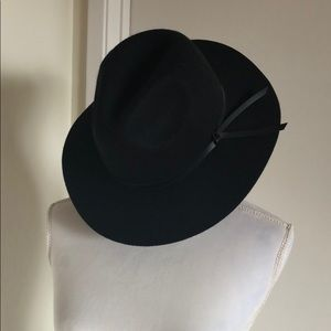 Black Rancher hat